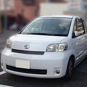 トヨタ ポルテ 平成20年式
